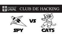 Logo du Club de hacking