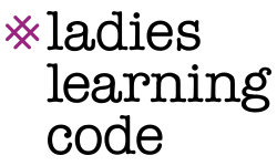 Logo de Ladies Learning Code